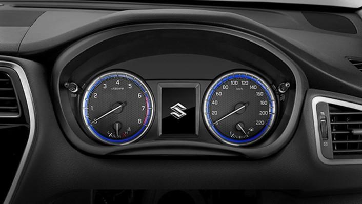 Suzuki SX4 S-Cross 2019 Interior 006