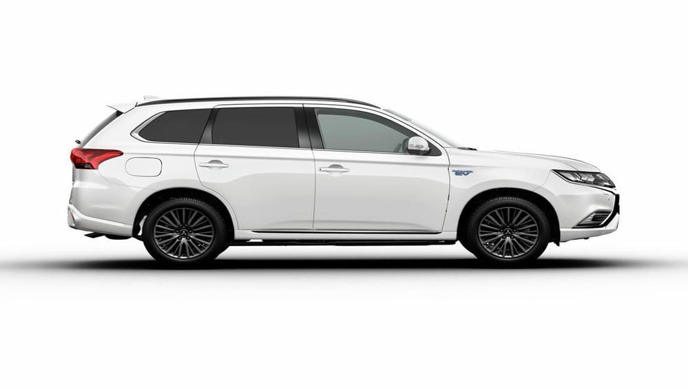 Mitsubishi Outlander PHEV 2019 Exterior 007