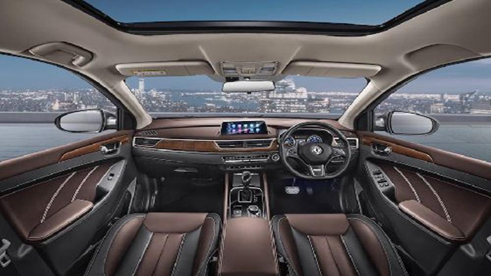 DFSK Glory i-Auto 2019 Interior 001