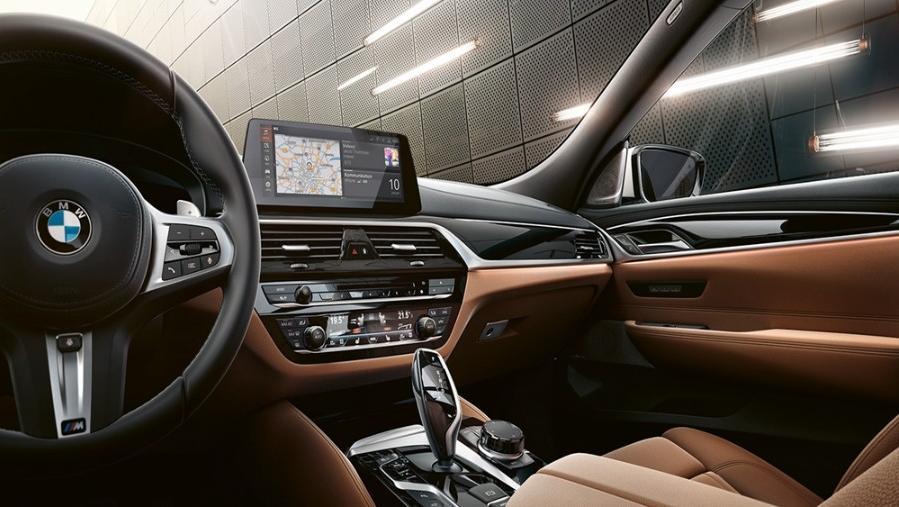 BMW 6 Series Gran Turismo 2019 Interior 001