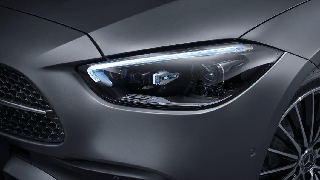 2021 Mercedes-Benz C-Class W206 Upcoming Version Exterior 009