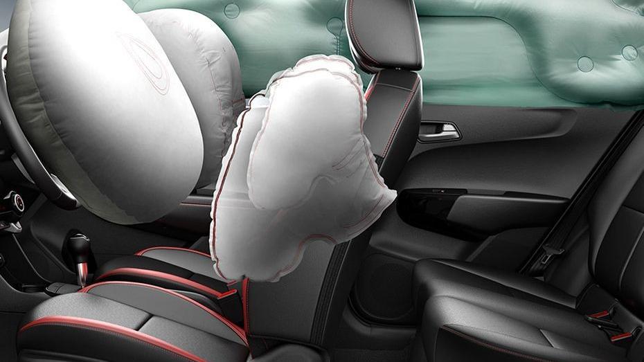 Kia Picanto 2019 Interior 022