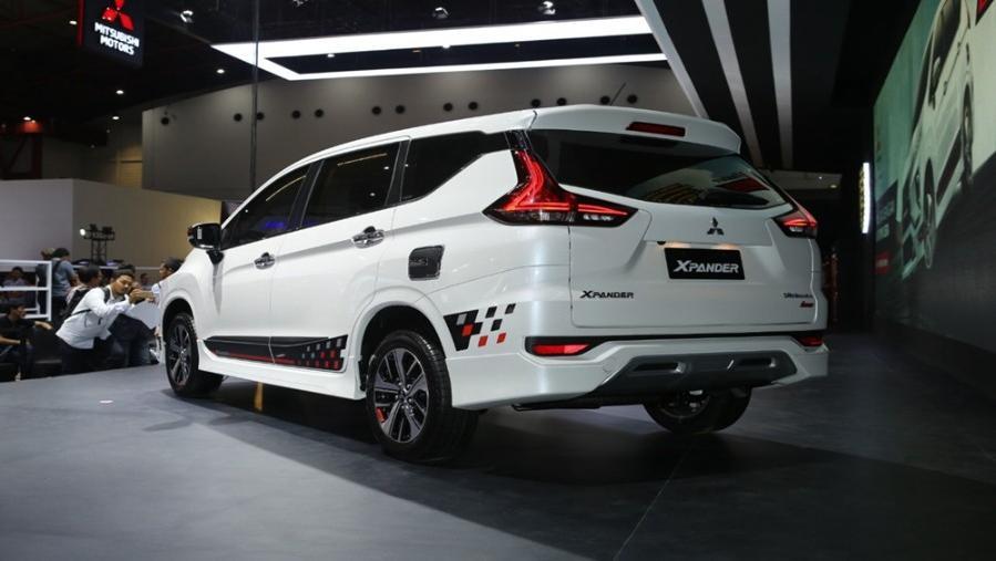 Mitsubishi Xpander Limited 2019 Exterior 003