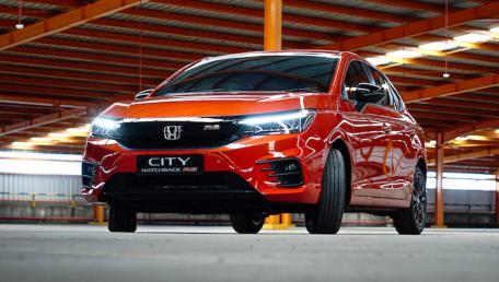 2021 Honda City Hatchback RS 1.5 CVT Daftar Harga, Gambar, Spesifikasi, Promo, FAQ, Review & Berita di Indonesia | Autofun
