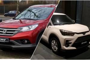 Daripada Toyota Raize 1.2 G CVT, Honda CR-V Bekas 2013 Lebih Murah dan Mewah