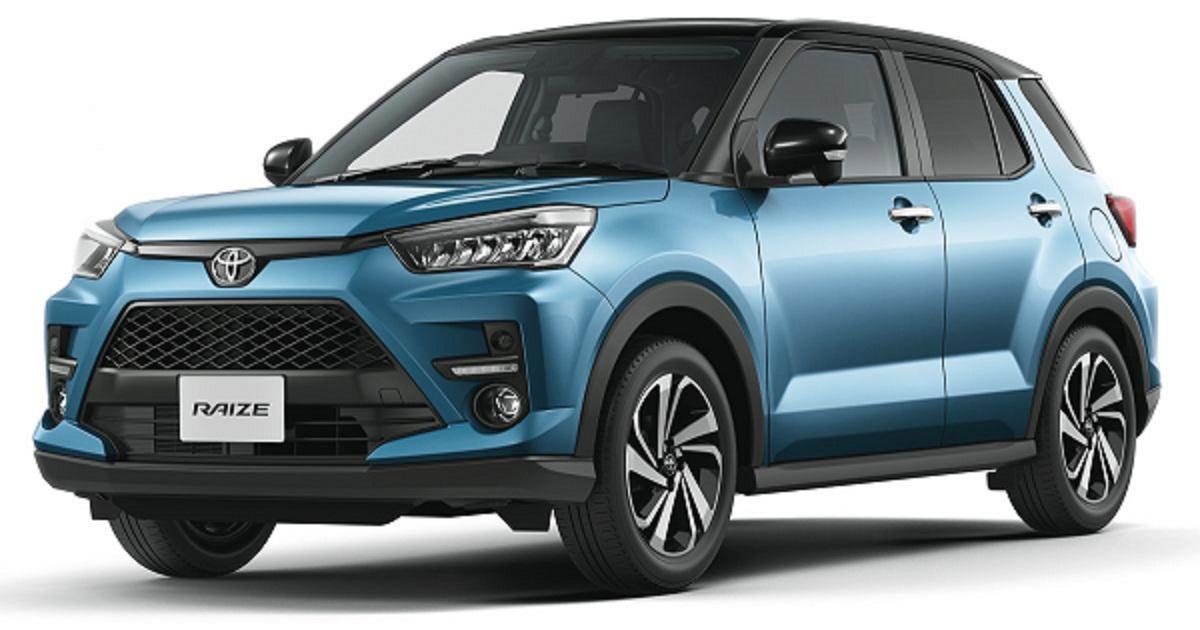 Jika Harga Toyota Raize 2021 Mulai Rp 200 Jutaan, Seperti Apa Spesifikasinya? 01