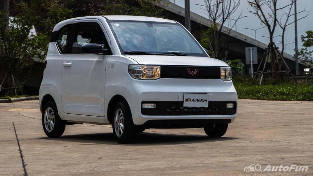 2021 Wuling Mini EV Upcoming Version Exterior 042