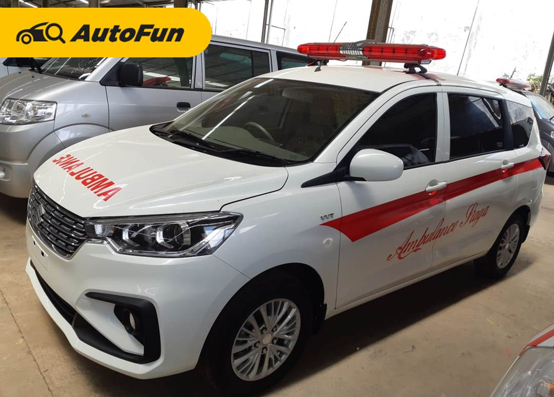 Suzuki Ertiga Ambulance