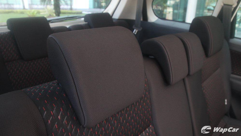 Toyota Avanza 2019 Interior 019