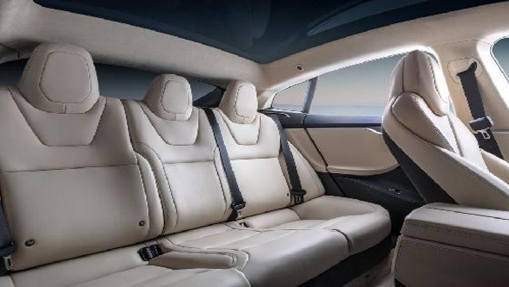 Tesla Model S 2019 Interior 006
