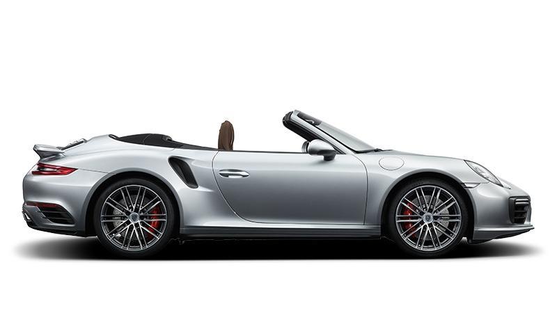 Porsche 911 2019 Exterior 036