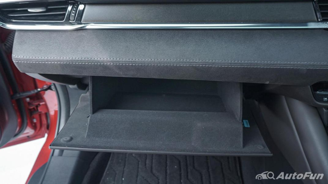 Mazda 6 Elite Estate Interior 031