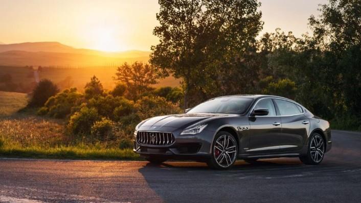 Maserati Quattroporte 2019 Exterior 008
