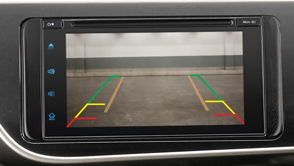 Daihatsu Sirion 2019 Interior 005