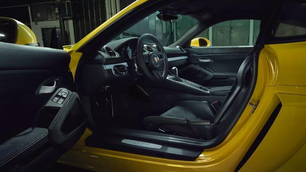 Porsche 718 2019 Interior 019
