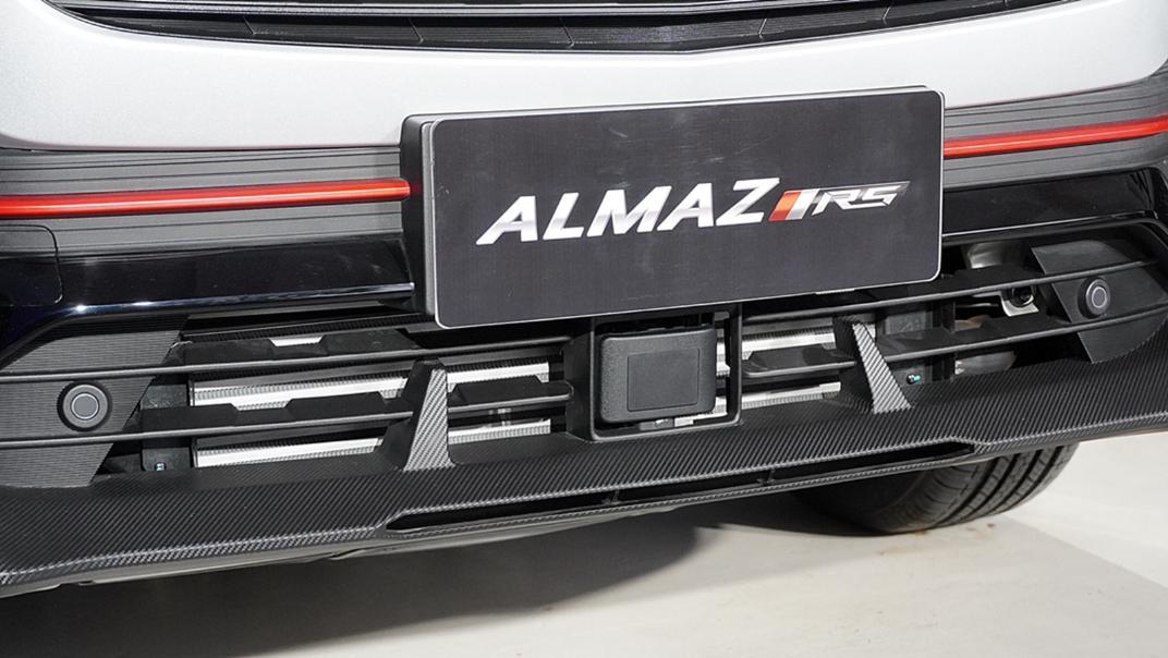 2021 Wuling Almaz RS Exterior 009