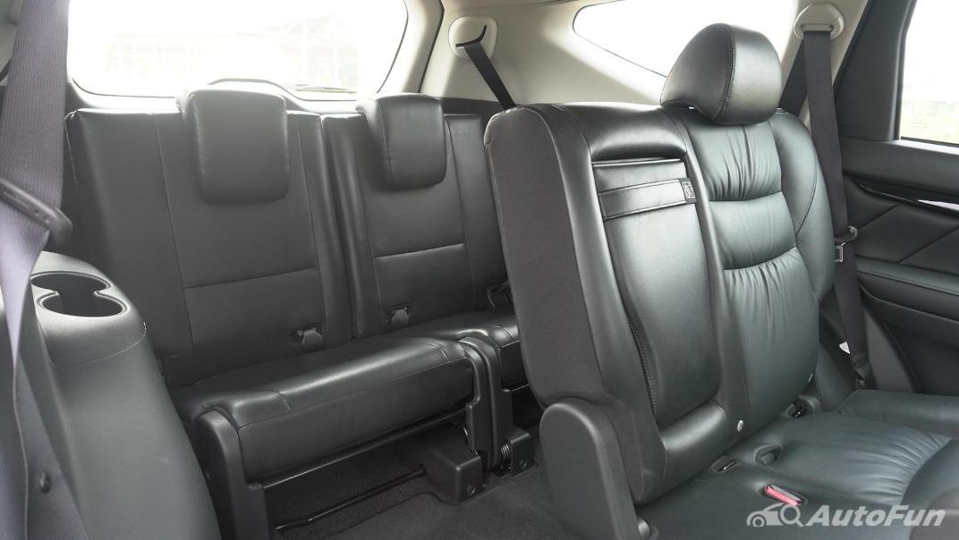 2021 Mitsubishi Pajero Sport Dakar Ultimate 4x4 AT Interior 032