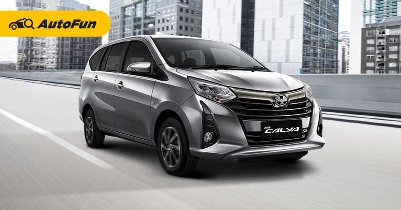 Jadi Salah Satu Mobil Terlaris Waspadai Kelemahan Di Toyota Calya 2020 Autofun