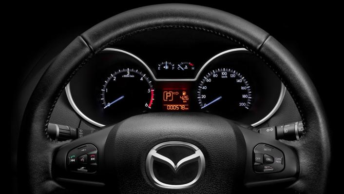 2021 Mazda BT-50 Upcoming Version Interior 003