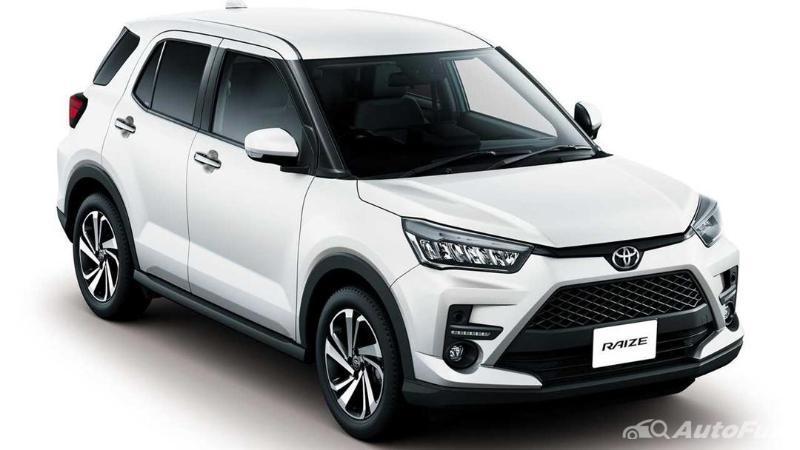 Bukan Toyota Raize 2021 yang Akan Meluncur di Perayaan 50 Tahun Toyota Indonesia Besok, Ini Bocorannya! 02
