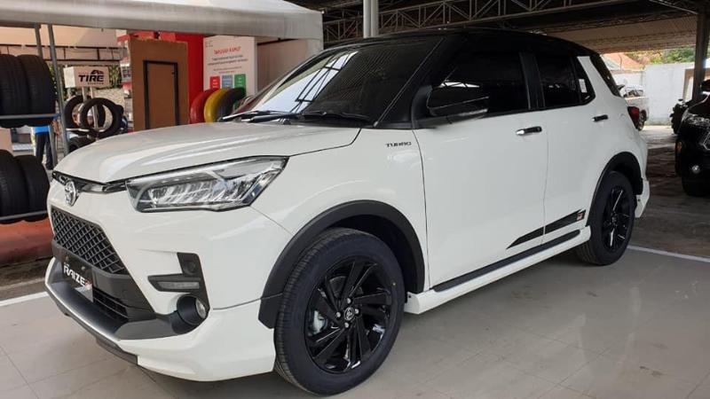 SUV Harga Rp250 Juta, Pilih Toyota Raize GR CVT Two Tone Atau Daihatsu Terios R AT Deluxe? 02