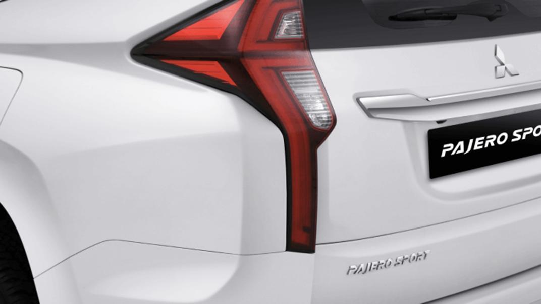 2021 Mitsubishi Pajero Sport Exterior 010