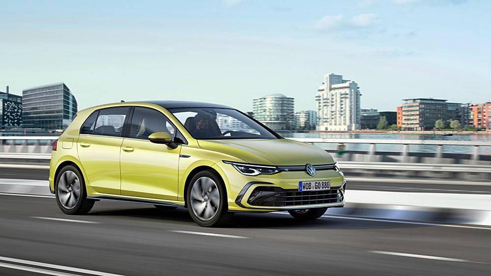 Volkswagen Golf 2019 Exterior 066