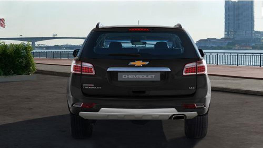 Chevrolet Trailblazer 2019 Exterior 005