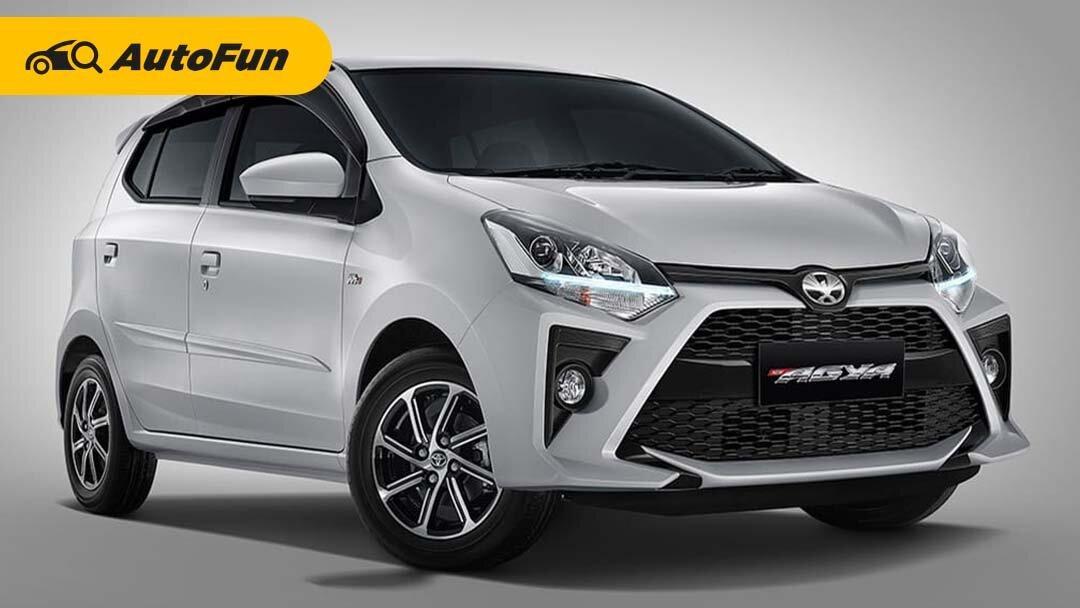 Kelebihan dan Kekurangan Varian Termurah Toyota Agya 1.000 Cc, Nggak Layak Untuk Dibeli? 01
