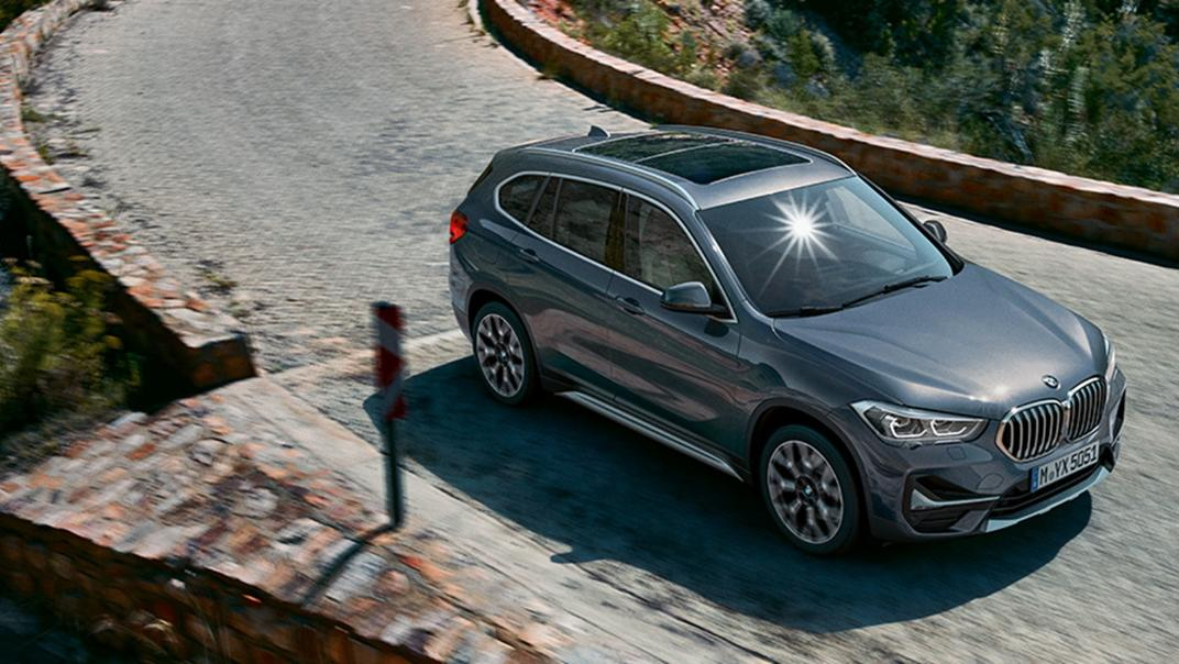 BMW X1 2020 sDrive18i xLine Exterior 003