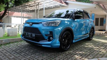 2021 Toyota Raize 1.2L G CVT Daftar Harga, Gambar, Spesifikasi, Promo, FAQ, Review & Berita di Indonesia | Autofun