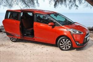 Toyota Sienta, Sodorkan Kepraktisan dengan Fitur Sliding Door