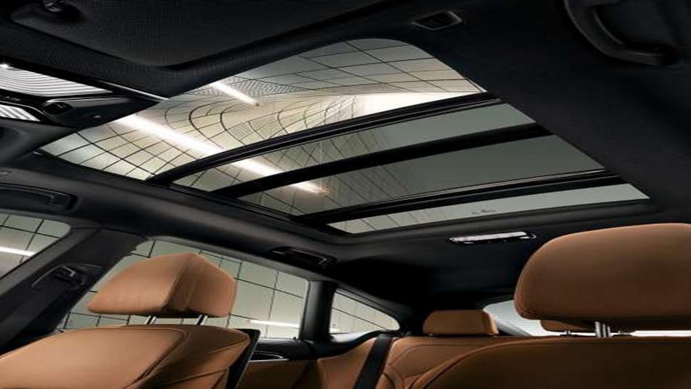 BMW 6 Series Gran Turismo 2019 Interior 010