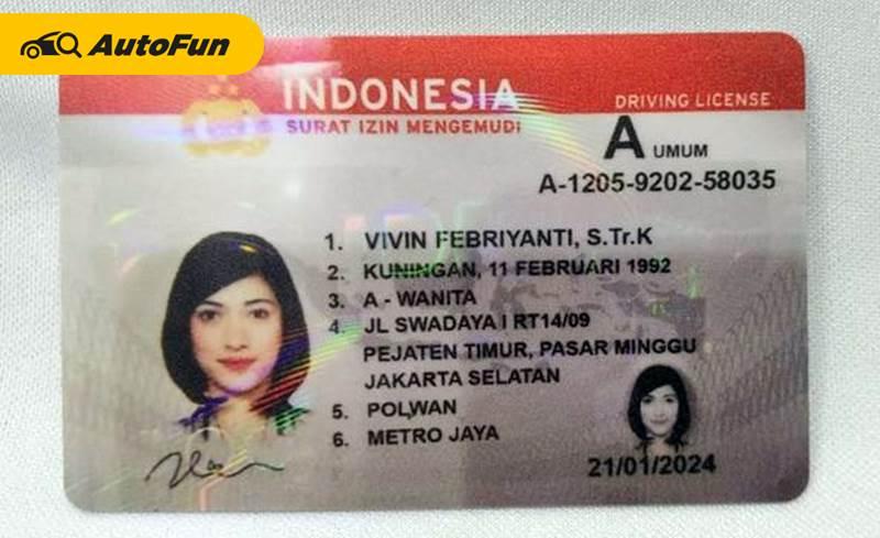 Bikin SIM A