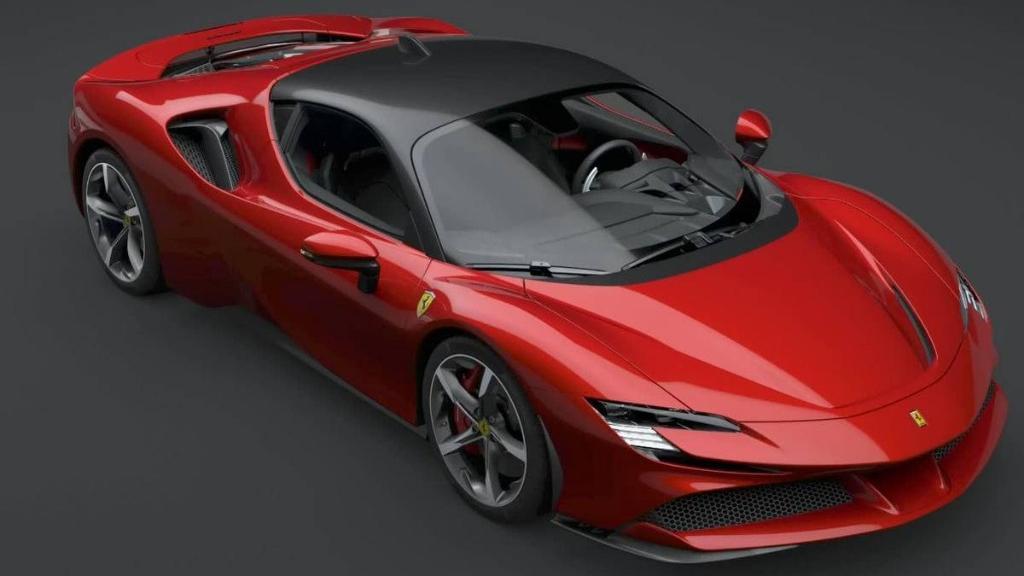 Ferrari SF90 Stradale 2019 Exterior 008