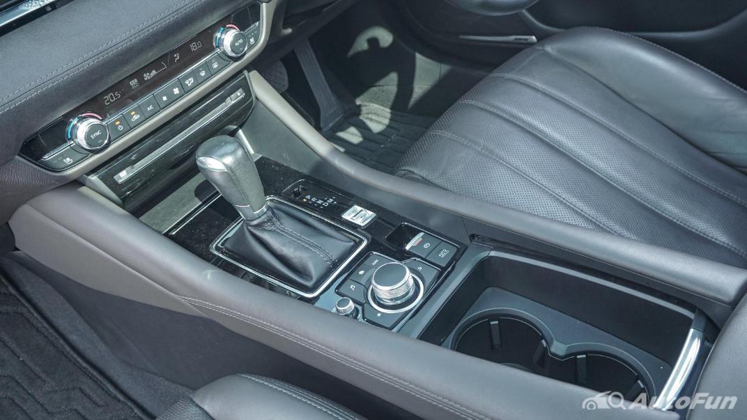 Mazda 6 Elite Estate Interior 035