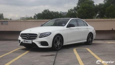 Mercedes-Benz E-Class E 350 AMG Line Daftar Harga, Gambar, Spesifikasi, Promo, FAQ, Review & Berita di Indonesia | Autofun