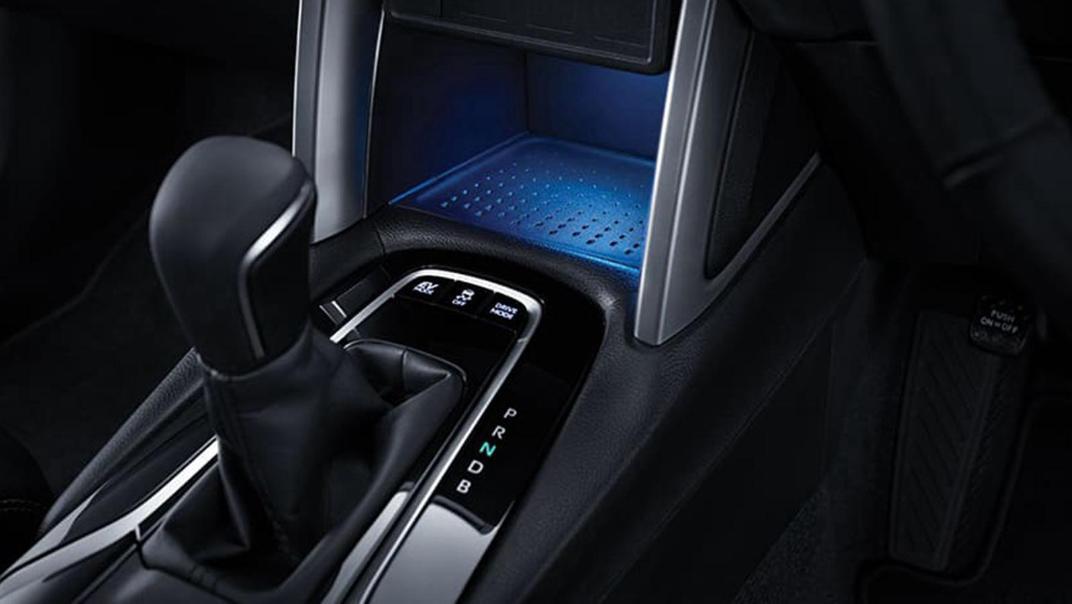 Toyota Corolla Cross Interior 006