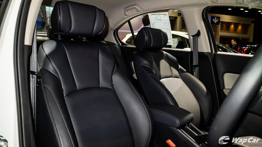 Honda City 2019 Interior 160