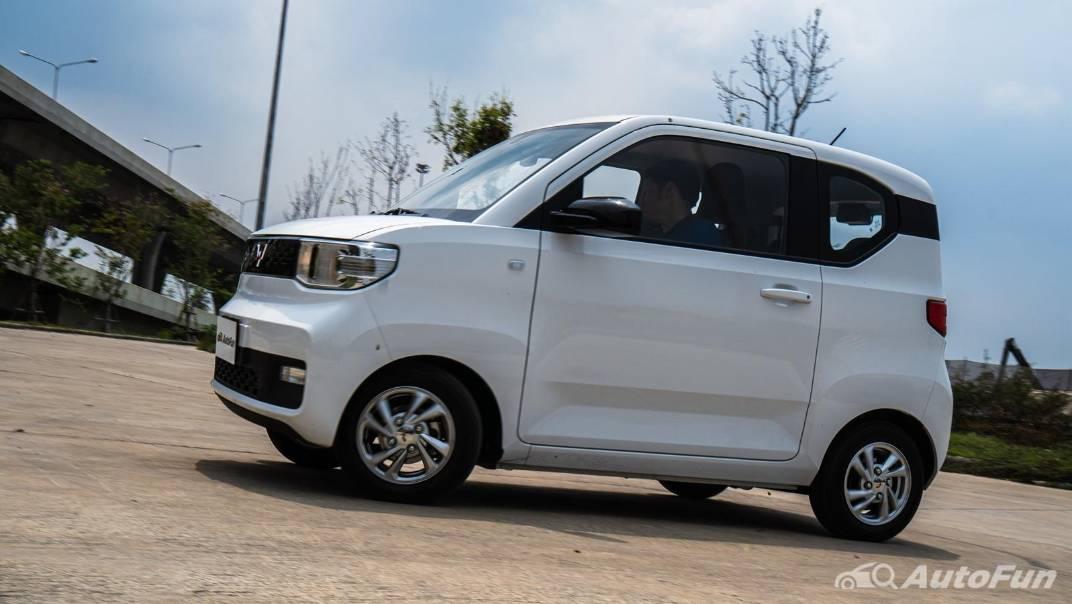 2021 Wuling Mini EV Upcoming Version Exterior 040