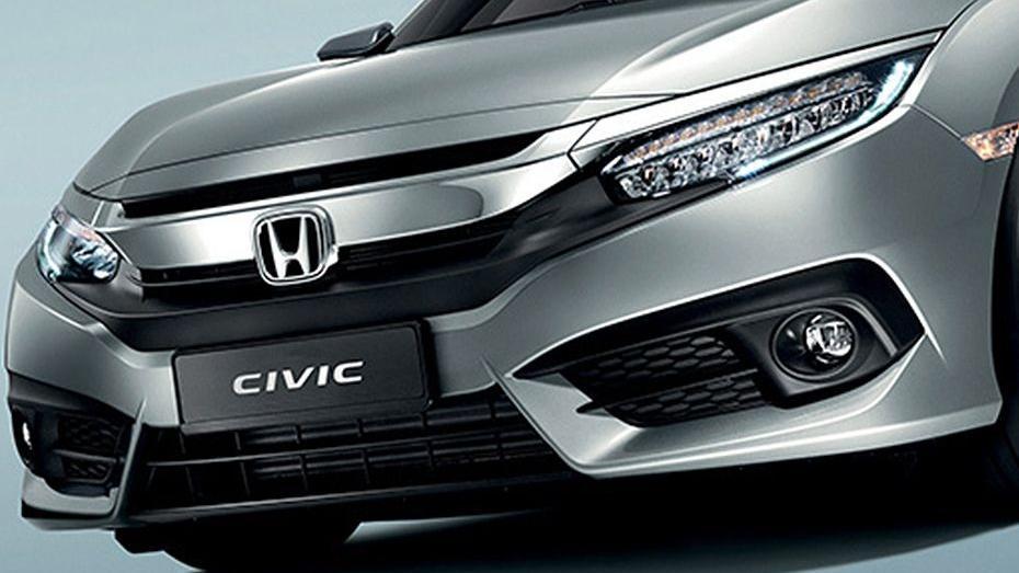 Honda Civic 2019 Exterior 027