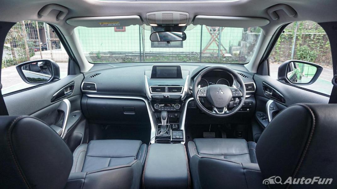 Mitsubishi Eclipse Cross 1.5L Interior 001