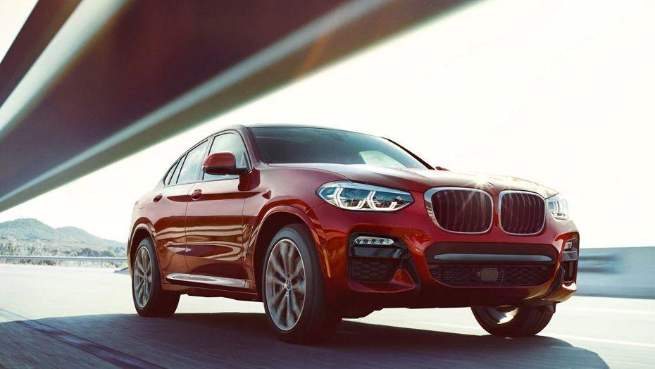 BMW X4 2019 Exterior 004