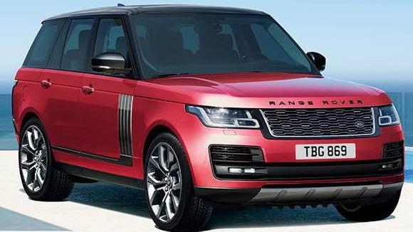 Land Rover Range Rover 2019 Exterior 001