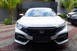 Review Pemilik: Selalu membuatku senyum terkembang setiap keluar dan masuk Kembali dalam Honda Civic RS (FK7) 2020