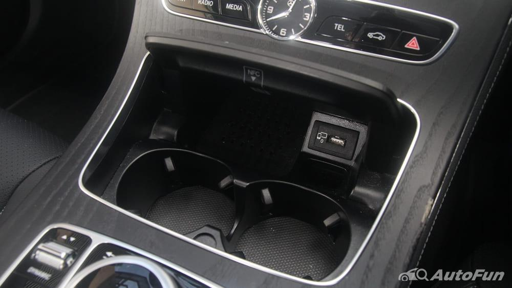 Mercedes-Benz E-Class 2019 Interior 141