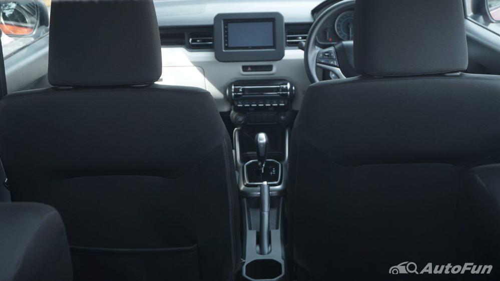 Suzuki Ignis GX AGS Interior 042