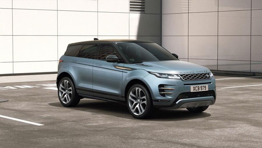 Land Rover Range Rover Evoque 2019 Exterior 008