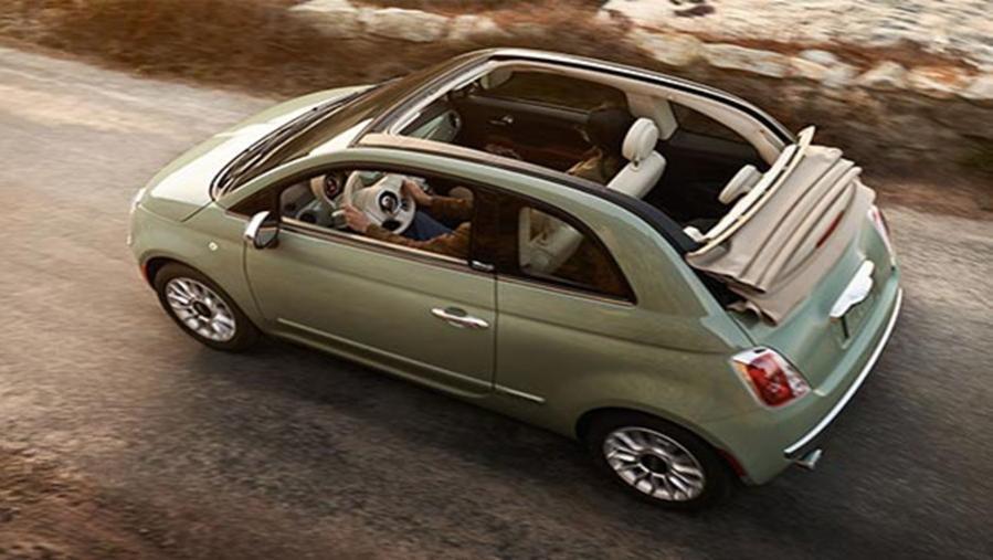 Fiat 500c 2019 Exterior 006