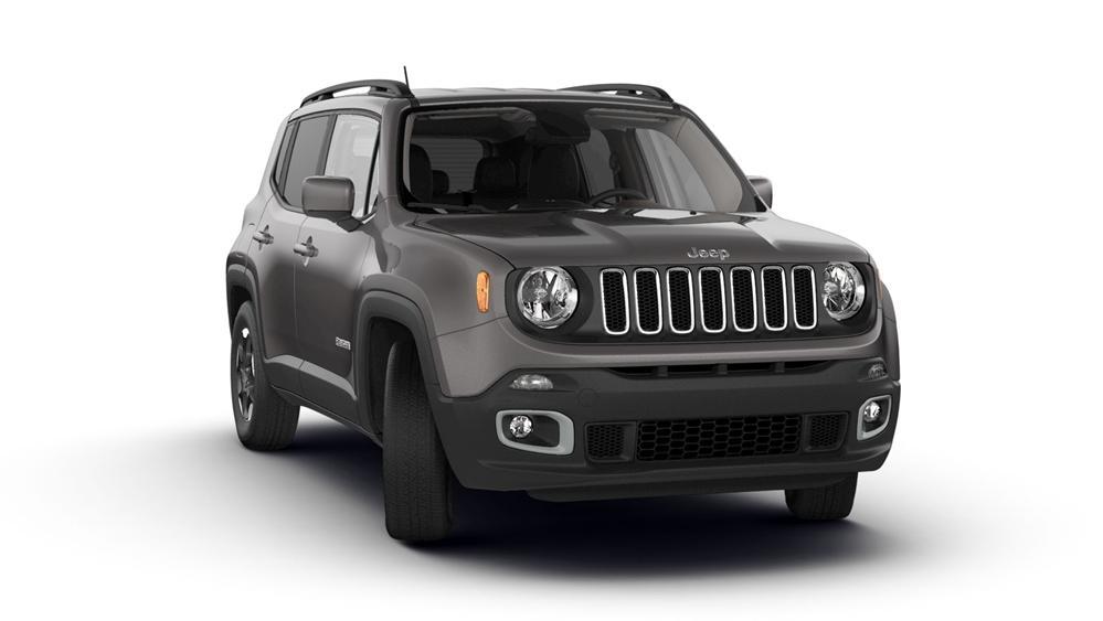 Jeep Renegade 2019 Exterior 011